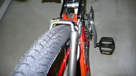 GIANT XCX RS2 2001